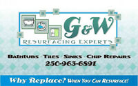 G & W Resurfacing Experts