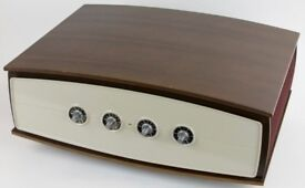 1960's Pye archoic stereo record player