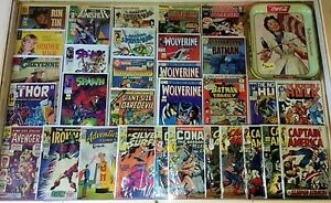 COMIC BOOK SALE --- NOW  40% OFF !