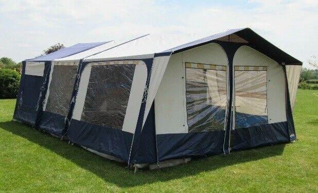 8 Birth Trailer Tent In Bridgwater Somerset Gumtree
