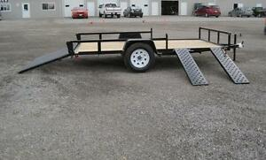 MFS101X12 SNOWMOBILE CARGO TRAILER @BROTHER'S