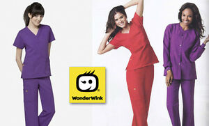 WONDER WINKS SCRUBS