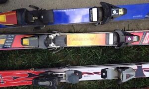 Skis, boots, starting at $20