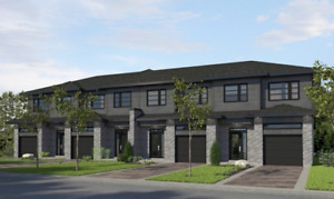 3 Bedroom Townhouse 2018 Built (St-Lazare) February 1, 2018