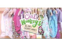 Cheeki monkeys SUNDERLAND pre loved market