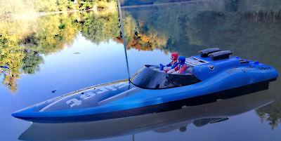 RC Speedboot THUNDERBOAT V12 ferngesteuertes Schiff Boot Rennboot Jacht Yacht