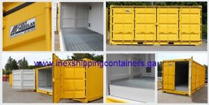 40ft, 20ft, 10ft Storage and Shipping Containers