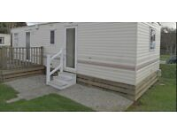 2+3 static mobile homes for rent or bills included Blakley Northamptonshire