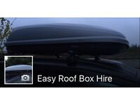 Easy Roof Box Hire