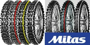 MITAS EF07 C19 754 ENDURO DIRT BIKE TIRES IN STOCK