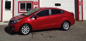 2013 Manual Transmission Kia Rio LX+