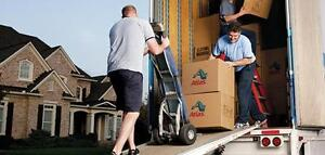 Moving company. Good movers.