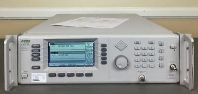 Anritsu 69077b 10mhz - 50ghz Ultra Low Noise Synthesized Signal Generator Cald