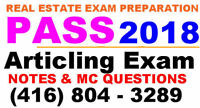 Articling OREA EXAM Phase 4 5 6 NOTES MC Questions Real Tutor