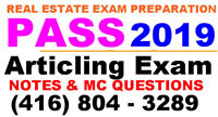Articling OREA EXAM Phase 4 5 6 NOTES & MC Questions Real Tutor