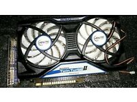 MSI GeForce GTX 550 Ti 1GB with upgraded cooling