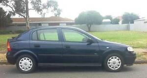 Low Kms Holden Astra Hatchback in Good Condition Findon Charles Sturt Area Preview