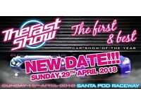 Fast show 2018 ticket