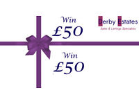 **FANCY EARNING £50 IF SO REFER A LANDLORD TO DERBY ESTATES. SIMPLE!!**