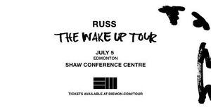 200 each.RUSS JULY 5- TWO VIP MEET AND GREET TICKETS