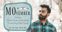 Movember men's health fundraiser