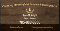 FALL CLEANUPS and EAVESTROUGH CLEANINGS