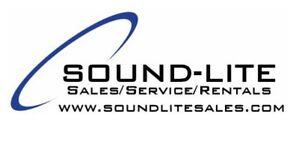 Sound-Lite Sales/Service/Rentals  (204) 233-1739