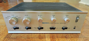 USA Vintage Collectible DYNACO SCA-80Q 4-DIMENSIONAL AMPLIFIER