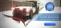 COMMERCIAL RETAIL INDUSTRIAL SNOW PLOWING