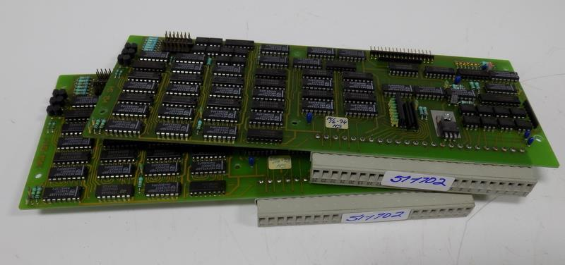 CIRCUIT BOARD 5773.9052 1 LOT OF 2