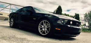 Ford Mustang GT 2011 Track Package