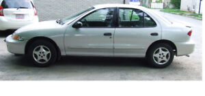 2002 Chevy Cavilier - $900