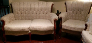 3 PIECE SOFA / COUCH SET - $300