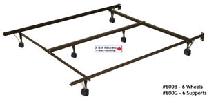 New BedFrames! Canadian Made! *from $49.99 must read for details