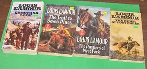Group of Louis L'Amour Western Pocket Novels for Sale Belleville Belleville Area image 2