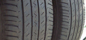 205/55 R16 (2) Bridgestone Turanza all season tires