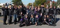 """WindSisters"" Women's Motorcycle Riders (Group)"
