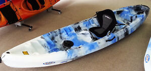BRAND NEW!! NEREUS II ONLY $845.00 2 FREE PADDLES AND SEATS