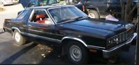 1983 Ford Fairmont Futura - Classic Car