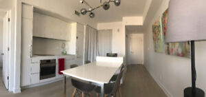 Tour des Canadiens Downtown FULLY FURNISHED, parking, 2 bdrs