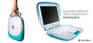 Looking for iMac or iBook