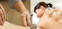$25 ACUPUNCTURE and $25 CUPPING. Excellent clinic