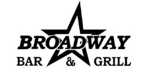 Broadway Innes looking for Dishwashers!