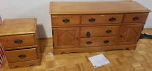 (438)8855-332 Commode/Dressers/Wardrobes 50$