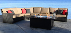 Cabana Coast Sectionals and Deep Seating Sets