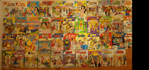 Archie's, Betty and Veronica, Jughead, Riverdale comics