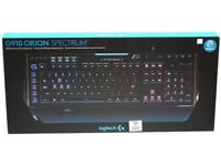 Logitech G910 ORION SPECTRUM Keyboard