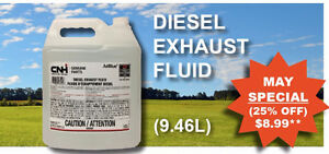 Save Big on DEF Fluid @ Young´s Equipment