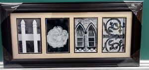 Word Art Framed Letters - Original Photography $60