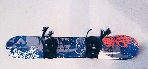 Snowboard in excellent condition - 120$ OBO